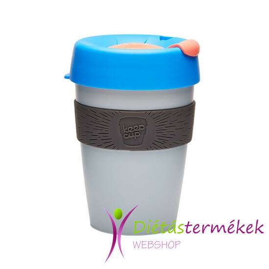 KeepCup To Go Pohár & Shaker ASH 227 ml