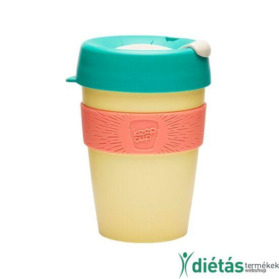 KeepCup To Go Pohár & Shaker CUSTARD APPLE 454 ml