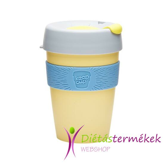 KeepCup To Go Pohár & Shaker LEMON 340 ml