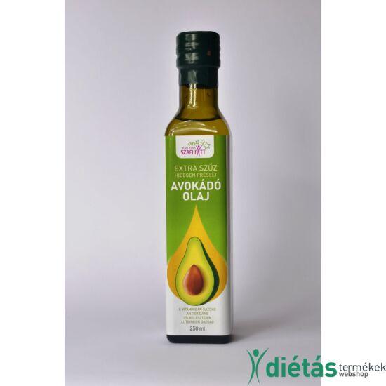 Szafi Reform Extra szűz avokádó olaj 250ml