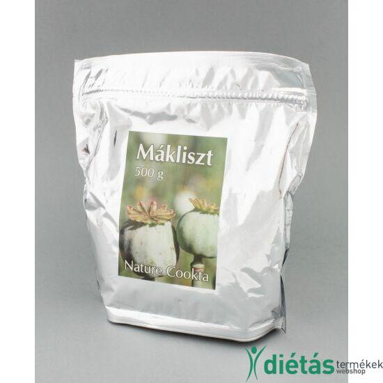 Nature Cookta zsírtalanított Mákliszt 500 g