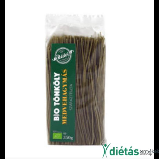 Rédei BIO tészta tönköly medvehagymás spagetti 350 g