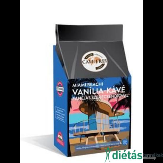 Cafe Frei Miami Beachi vanília kávé szerecsendióval 125 g