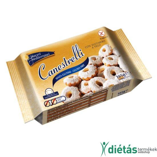 Piaceri Mediterranei Canestrelli keksz 165g