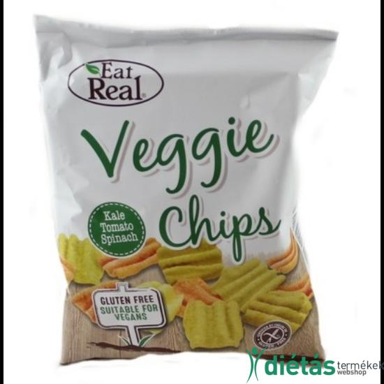 Eat real zöldség chips 40 g