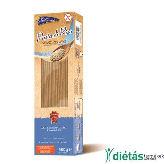 Piaceri Mediterranei Pasta di riso spagetti 500 g