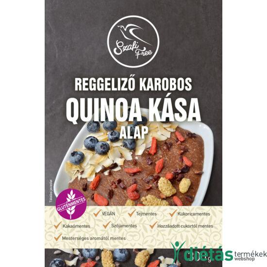 Szafi Free Reggeliző Quinoa kása alap 300g (Gluténmentes, tejmentes, tojásmentes)