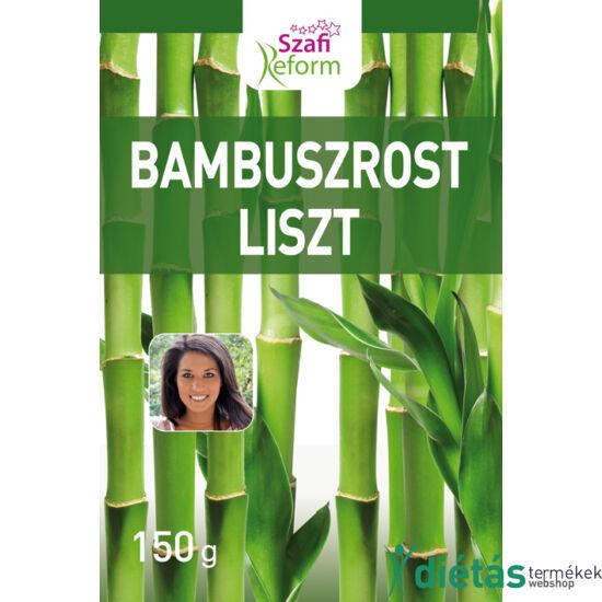 Szafi Reform Bambuszrost liszt (gluténmentes, paleo, vegán) 150 g