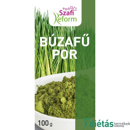 Szafi Reform gluténmentes Búzafű por 100 g