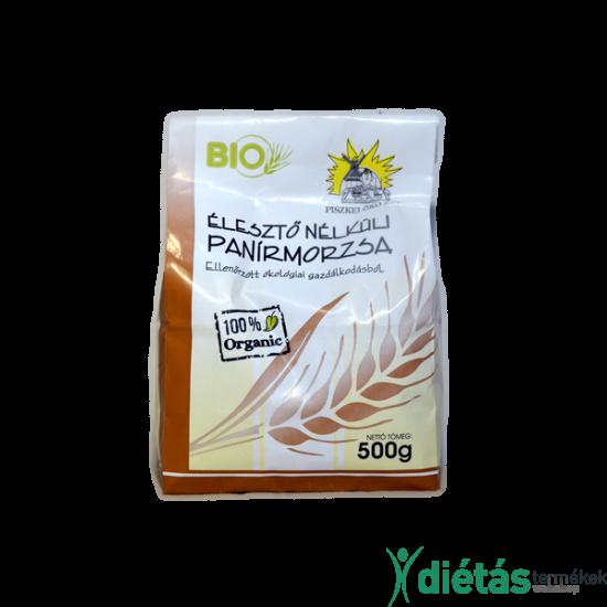 Piszkei Bio élesztő nélküli panírmorzsa 500 g