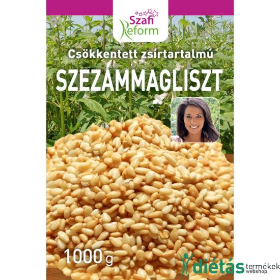Szafi Reform csökkentett zsírtartalmú szezámmagliszt (gluténmentes) 1000 g