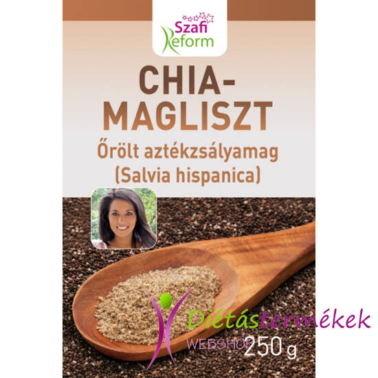 Szafi Reform Chia magliszt (gluténmentes) 250 g