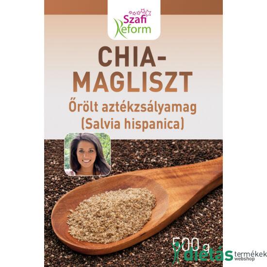 Szafi Reform Chia magliszt (gluténmentes) 500g