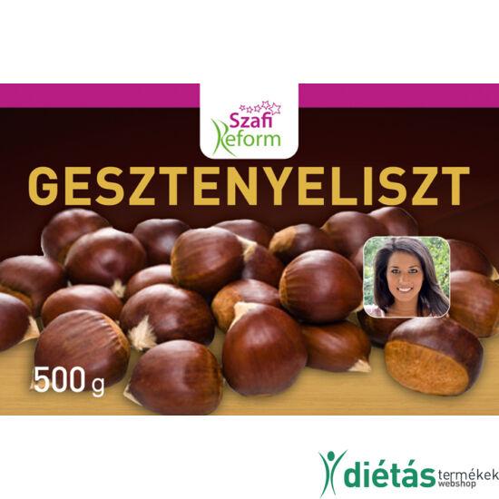 Szafi Reform Gesztenyeliszt (gluténmentes) 500 g