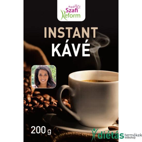 Szafi Reform Instant kávé (gluténmentes) 200g