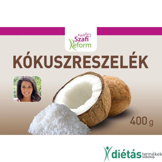 Szafi Reform Kókuszreszelék (gluténmentes) 400 g