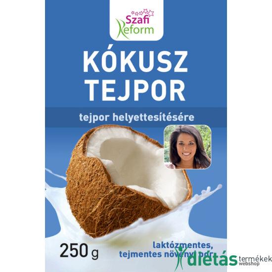 Szafi Reform Kókusz tejpor (gluténmentes, tejmentes, vegán, paleo) 250g
