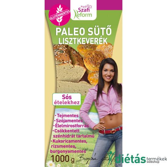 Szafi Reform Paleo sütőliszt (gluténmentes) 1kg