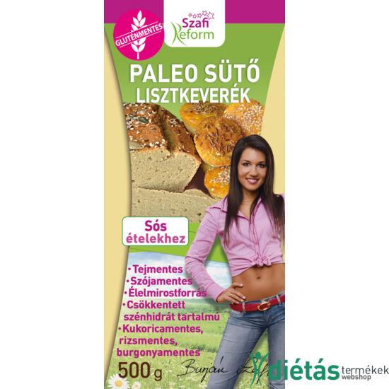Szafi Reform Paleo sütőliszt (gluténmentes) 500g