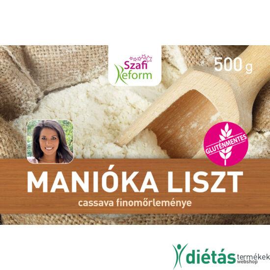 Szafi Reform Manióka liszt (Cassava liszt) 500g
