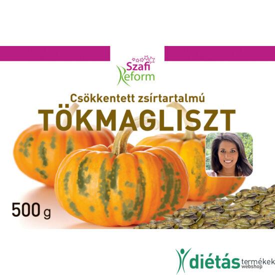 Szafi Reform csökkentett zsírtartalmú tökmagliszt (gluténmentes) 500 g