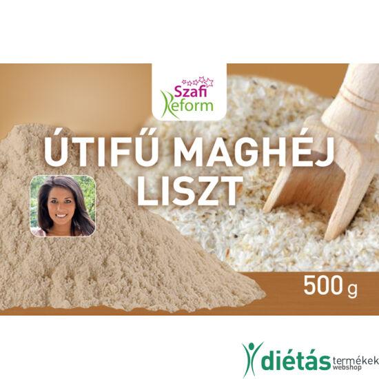 Szafi Reform Útifű maghéj liszt (gluténmentes) 500 g