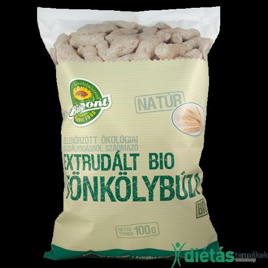 Biopont Bio extrudált tönkölybúza natúr 100 g