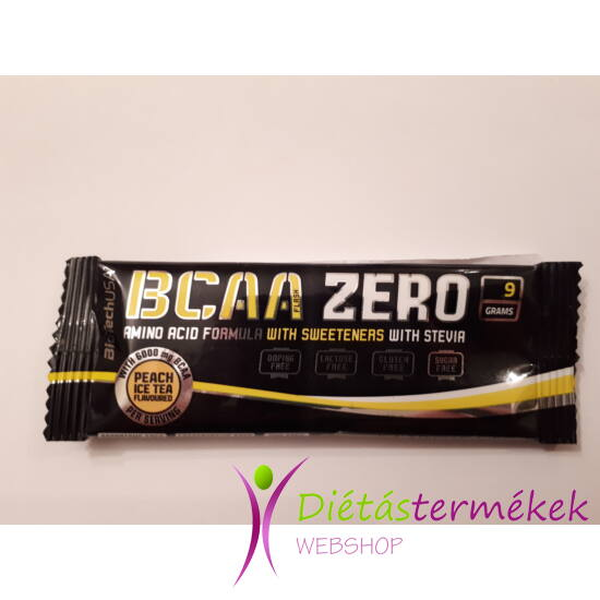 BCAA Flash ZERO 9g barackos ice tea