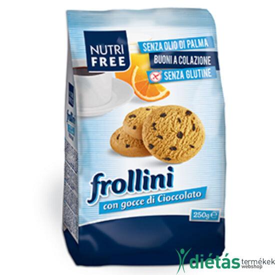 Nutri Free Frollini keksz 250 g
