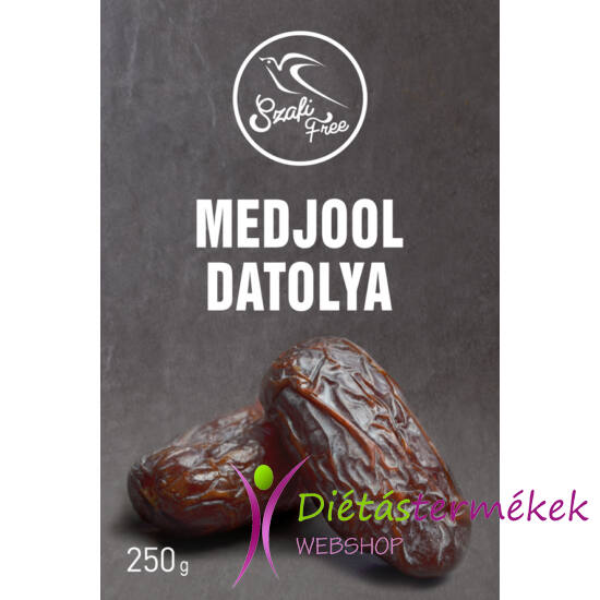 Szafi Free  Friss Medjool Datolya (puha) 250 g