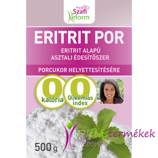 Szafi Reform Eritrit por édesítő 500 g
