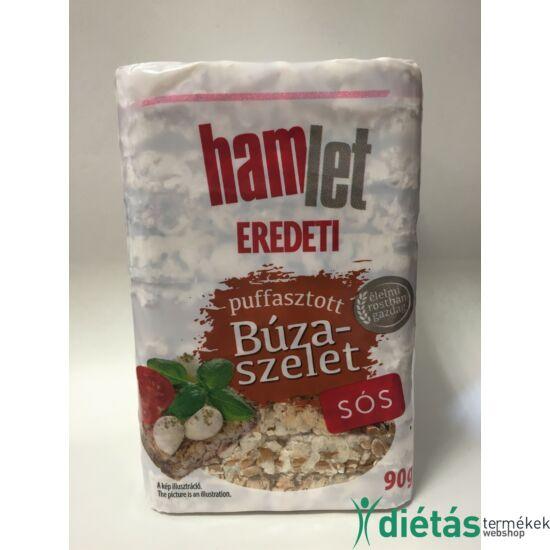 Hamlet puffasztott búza sós 90g