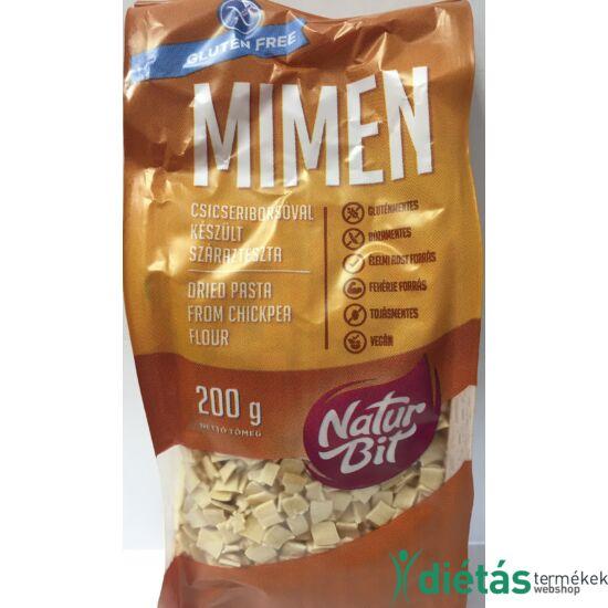 Naturbit Mimen gluténmentes csicseri apró tészta-kiskocka 200 g