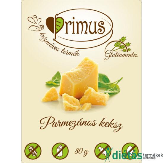Primus paleo keksz parmezános 80 g