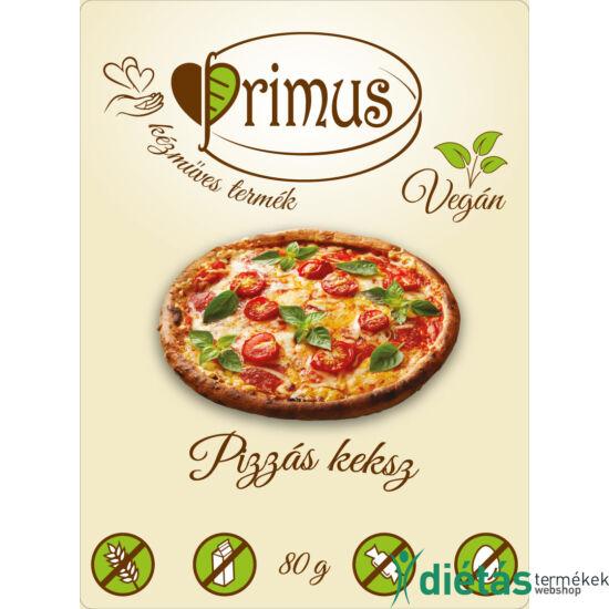 Primus paleo keksz pizzás 80 g