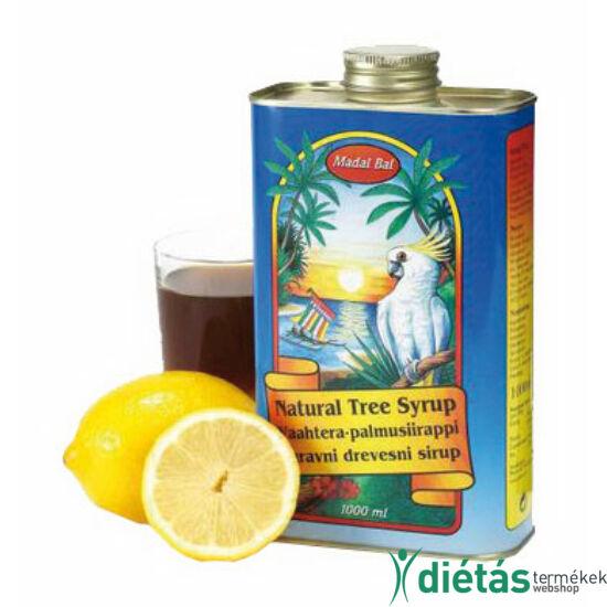 Madal Bal Neera pálma-juharszirup (növényi alapú édesítőszer) 1000ml