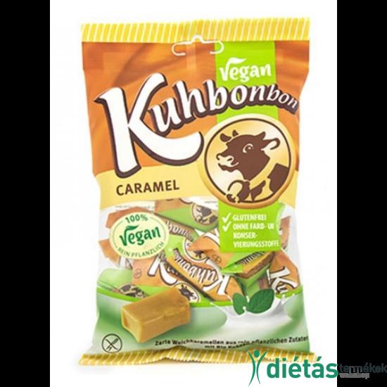 Kuhbonbon vegan karamell 165 g