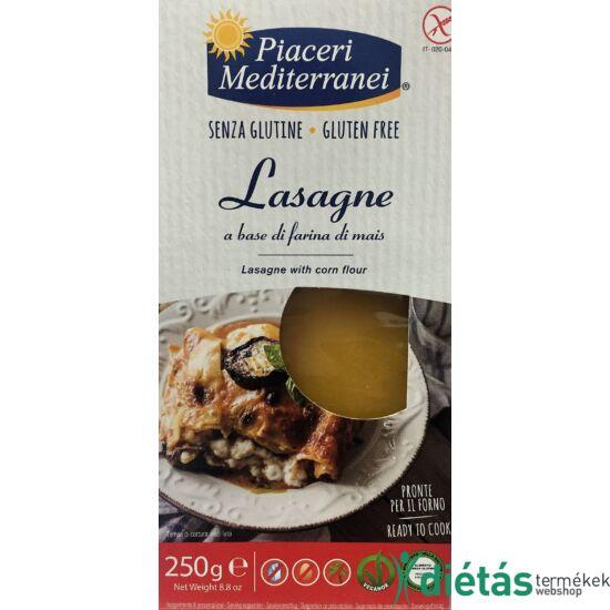 Piaceri Mediterranei Lasagne tészta 250g