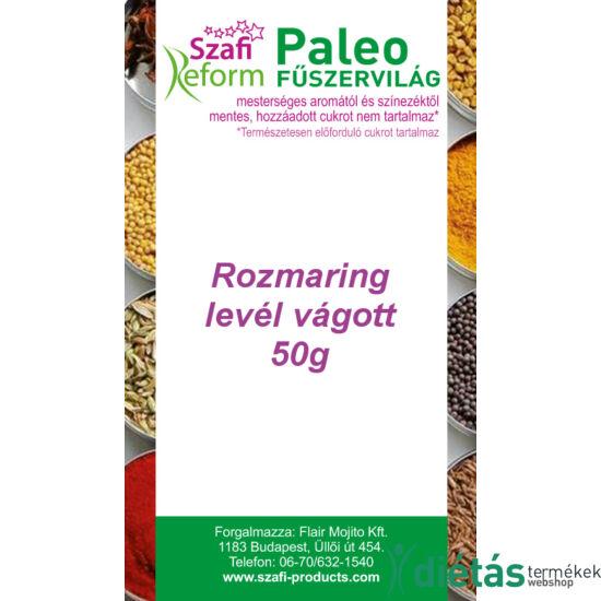 Szafi Reform Paleo Rozmaring levél vágott 50 g