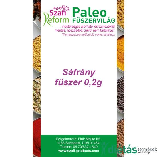 Szafi Reform Paleo Sáfrány fűszer 0,2 g