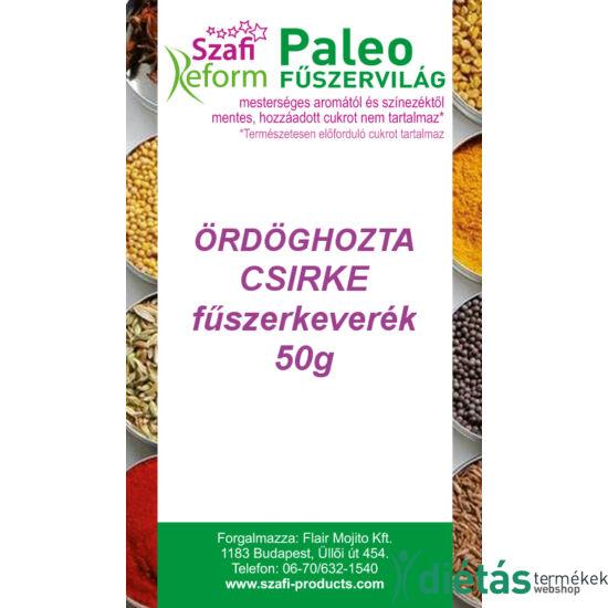 Szafi Reform Paleo Ördöghozta csirke fűszerkeverék 50 g