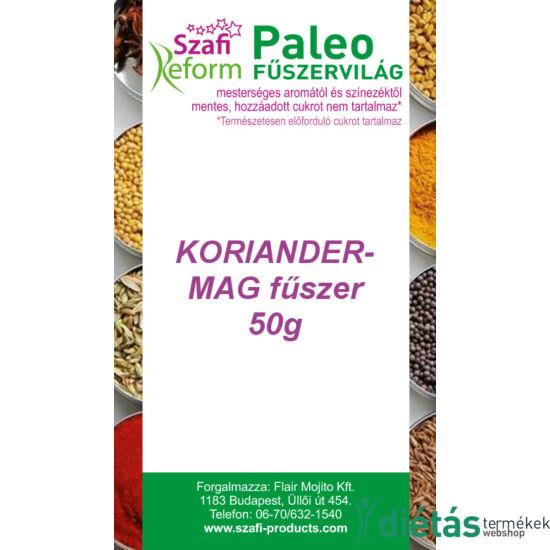 Szafi Reform Paleo Koriandermag fűszer 50 g