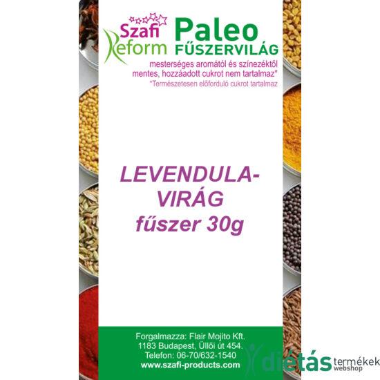 Szafi Reform Paleo Levendulavirág fűszer 30 g
