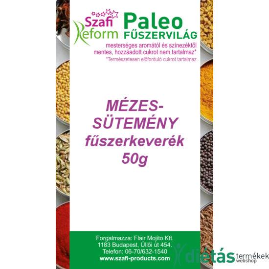 Szafi Reform Paleo Mézessütemény fűszerkeverék 50 g