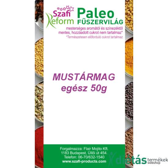 Szafi Reform Paleo Mustármag egész 50g