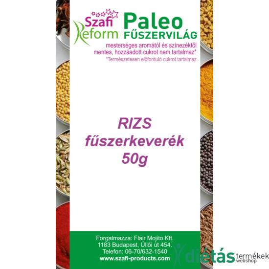 Szafi Reform Paleo Rizs fűszerkeverék 50 g