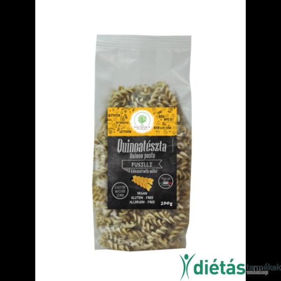Éden Prémium quinoa tészta orsó kölessel(vegán) 200 g