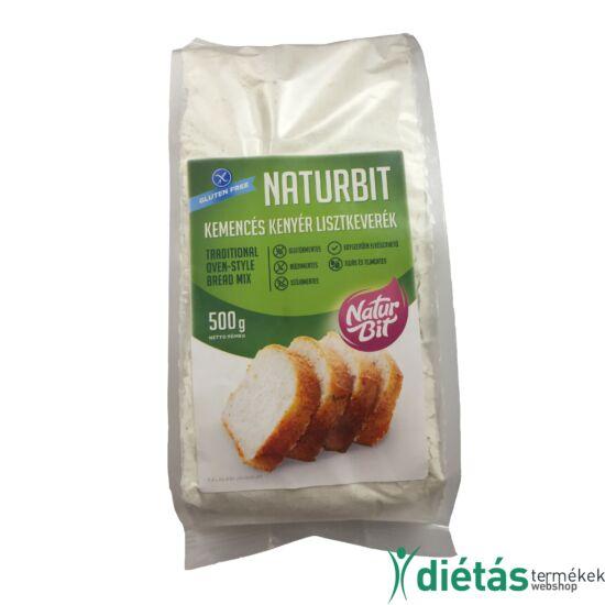 Naturbit Gluténmentes Kemencés Kenyérpor 500 g