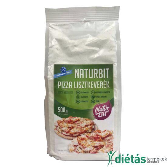 Naturbit Gluténmentes Olasz Pizza Lisztkeverék 500 g