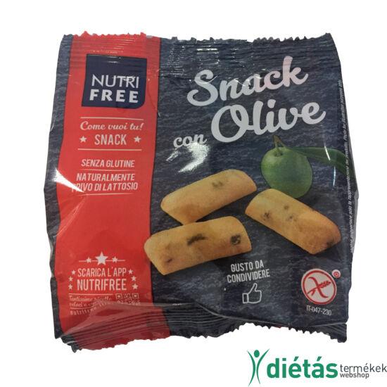 Nutri Free gocce olivás kenyérfalatkák 30 g